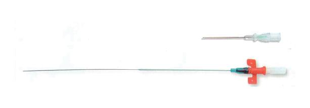 Catéter para monitorización de arteria radial
